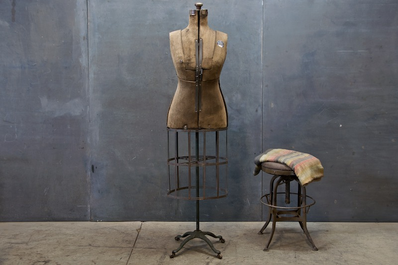 Images of Vintage Dress Form - Fashion Trends and Models